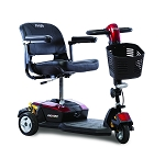Pride Go-Go LX w/CTS Suspension (3-Wheel) | FDA Class II Medical Device*