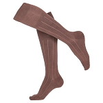 Touch Ladies' Iintelligent Rib Pattern 15-20 mmHg Knee Highs