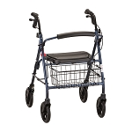 Mack Heavy Duty Rolling Walker / Rollator by Nova (Model# 4215)