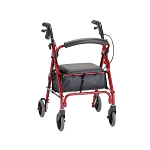 GetGO Petite Rolling Walker  / Rollator by Nova (Model No. 4202)