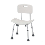 Bath Seat with Back by Nova (Model# 9101-R)