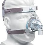 TrueBlue Gel Nasal CPAP Mask