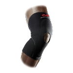 Mcdavid 404 Knee Sleeve w/Anterior Patch & Open Patella