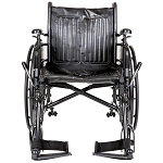 Cruiser II Standard Hemi Wheelchair by Drive