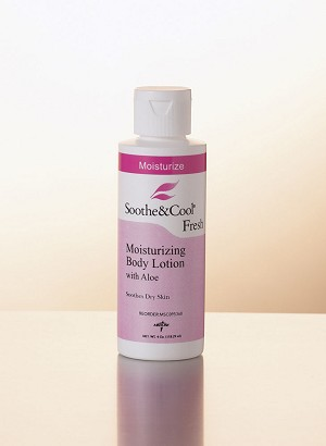 Soothe & Cool Body Lotion / 8oz (Case of 12)