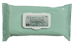 Aloetouch Scented Wipes / 9