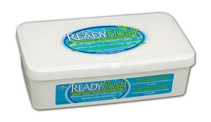ReadyFlush Dimethicone Wipes - 9
